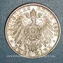 Münzen Bade. Frédéric I, grand-duc (1856-1907). 2 mark 1906. Noces d'or