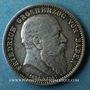 Münzen Bade. Frédéric I, grand-duc (1856-1907). 2 mark 1907G. Commémoration de sa mort