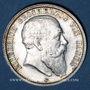 Münzen Bade. Frédéric I, grand-duc (1856-1907). 2 mark 1907G