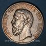 Münzen Bade. Frédéric I, grand-duc (1856-1907). 5 mark 1876G