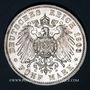 Münzen Bade. Frédéric I, grand-duc (1856-1907). 5 mark 1903G