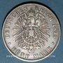 Münzen Hesse. Louis III (1848-1877). 5 mark 1875H
