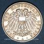 Münzen Lübeck. Ville. 3 mark 1912A