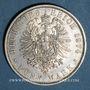 Münzen Prusse. Guillaume I (1861-1888). 5 mark 1874A
