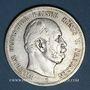 Münzen Prusse. Guillaume I (1861-1888). 5 mark 1876A