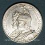 Münzen Prusse. Guillaume II (1888-1918). 2 mark 1901 Bicentenaire