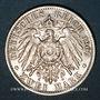 Münzen Prusse. Guillaume II (1888-1918). 2 mark 1907A