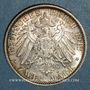 Münzen Prusse. Guillaume II (1888-1918). 2 mark 1913A Jubilé