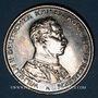 Münzen Prusse. Guillaume II (1888-1918). 3 mark 1914A