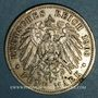 Münzen Prusse. Guillaume II (1888-1918). 5 mark 1900A