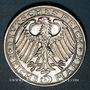 Münzen République de Weimar. 3 reichsmark 1928D. Dürer