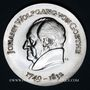 Münzen République Démocratique allemande, 20 mark 1969, 220e anniversaire de la naissance de Goethe