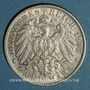 Münzen Saxe. Frédéric Auguste III (1904-1918). 2 mark 1905 E