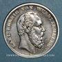 Münzen Wurtemberg. Charles I (1864-1891). 5 mark 1876F
