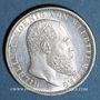 Münzen Wurtemberg. Guillaume II (1891-1918). 2 mark 1912F