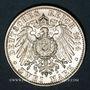 Münzen Wurtemberg. Guillaume II (1891-1918). 2 mark 1914F