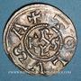Münzen Charlemagne (768-814). Denier. Toulouse