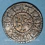 Münzen Charles le Chauve (840-877). Denier. Blois