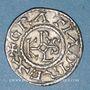 Münzen Charles le Chauve (840-877). Denier. Le Mans