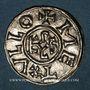 Münzen Charles le Chauve (840-877). Denier. Melle