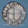 Münzen Charles le Chauve (840-877). Denier. Saint-Denis