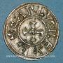 Münzen Charles le Chauve (840-877). Denier. Toulouse