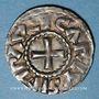 Münzen Charles le Gros (885-887). Denier. Bourges