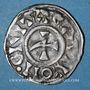 Münzen Lothaire (954-986). Denier. Chalon-sur-Saône