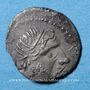 Münzen Ampurias (?) (3e - 2e siècle av. J-C). Tétartémorion