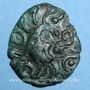 Münzen Bellovaques. Bronze (fin du 1er siècle av. J-C)
