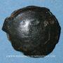 Münzen Bellovaques (région de Beauvais) (60/35 av. J-C). Bronze