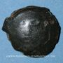 Münzen Bellovaques. Région de Beauvais. Bronze, vers 60/35 av. J-C