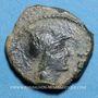 Münzen Cabellio (Cavaillon). Bronze (2e moitié du 1er siècle av. J-C)