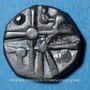 Münzen Cadurques. Région de Cahors. Hémidrachme d'argent du type Cuzance