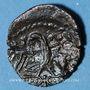 Münzen Carnutes. Région de Chartres. Catal. Bronze classe I, après 52 av. J-C