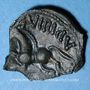 Münzen Catuslogues (région d'Eu) - Vericius (vers 60-30/25 av. J-C). Bronze