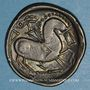 Münzen Celtes du Danube. Imitation du monnayage de Philippe II. Tétradrachme, type Kinnloser