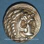 Münzen Celtes du Danube. Imitation du monnayage de Philippe III. Tétradrachme