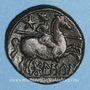 Münzen Celtibérie. Bolskan. As, 1er siècle av. J-C