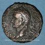 Münzen Celtibérie. Caesaraugusta. Caligula (37-41). Monnayage au nom de Scipio et Montanus. Bronze