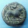 Münzen Celtibérie. Castulo. Semis, 1er siècle av. J-C