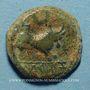 Münzen Celtibérie. Castulo. Semis, début 1er siècle av. J-C