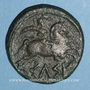 Münzen Celtibérie. Kelse. As,  2 siècle av. J-C