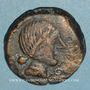 Münzen Celtibérie. Obulco/Ibolka (Jaen). As