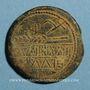 Münzen Celtibérie. Obulco/Ibolka (Jaen). Grand bronze, début 2e s. av. J-C
