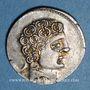 Münzen Celtibérie. Sekobirikes (Cuenca) (1er siècle av. J-C). Denier