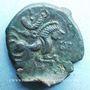 Münzen Coriosolites (1ère moitié du 1er siècle av. J-C). Statère de billon de la classe I