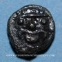 Münzen Gaule. Provence (1ère moitié du 5e siècle av. J-C). Hémiobole