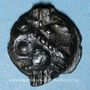 Münzen Leuques. Région de Toul. Potin de classe Ij