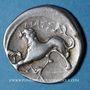 Münzen Marseille (125-90 av. J-C). Drachme